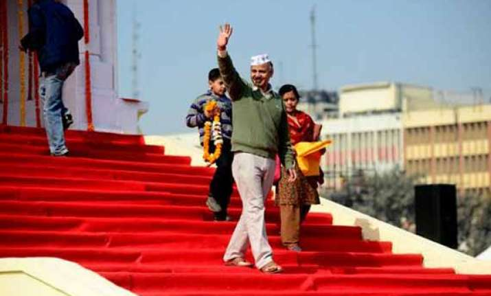 manish sisodia from a journalist to kejriwal confidante