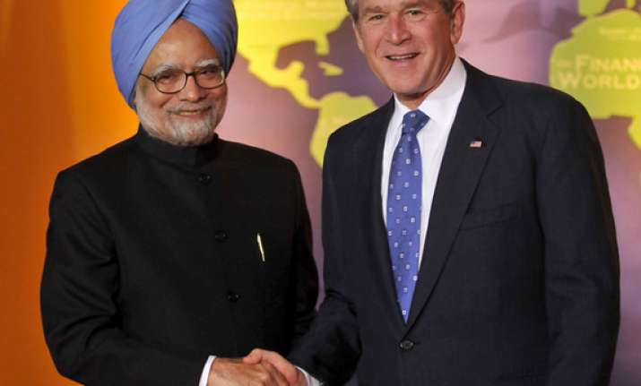 manmohan singh ensured he had his way on n deal