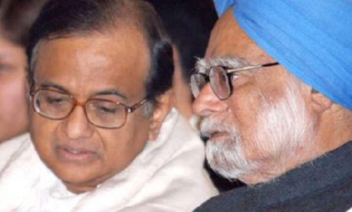 manmohan praises chidambaram as politically savvy leader