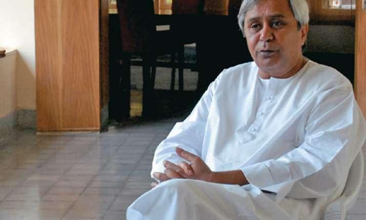 many gaps in national food security bill says naveen patnaik