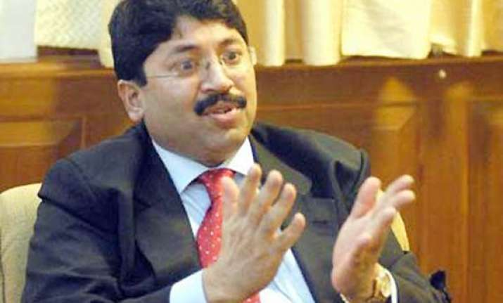 maran s action is pure case of bribery says bjp