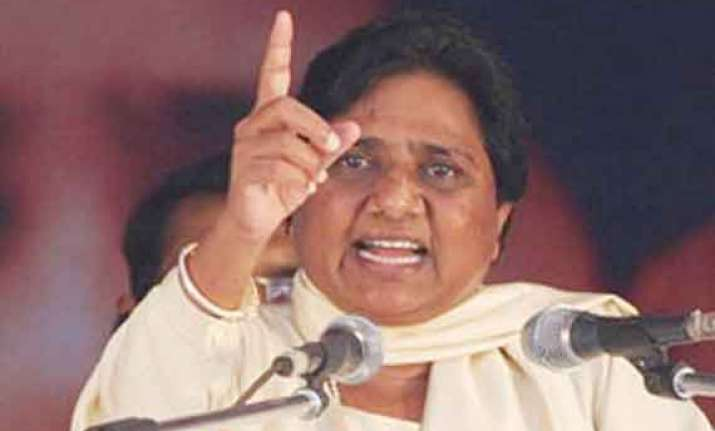mayawati slams shah s remarks against azamgarh