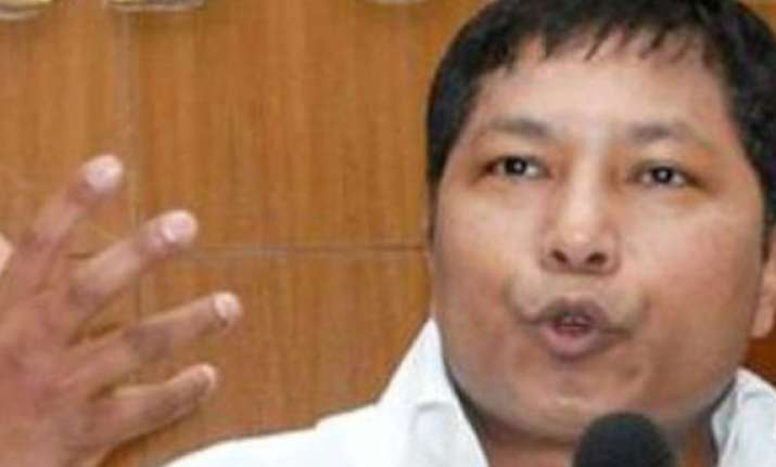 meghalaya cm rules out division of the state