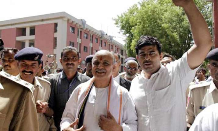 mere law against corruption not enough togadia