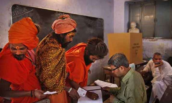 millions vote in penultimate round of lok sabha battle