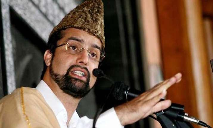 mirwaiz condemns mumbai blasts