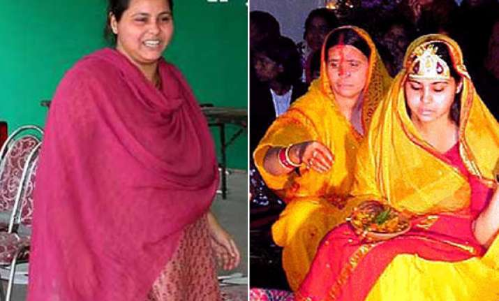know about lalu s daughter misa bharti who will contest ls