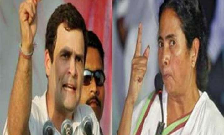 model code violation complaints against rahul gandhi mamata