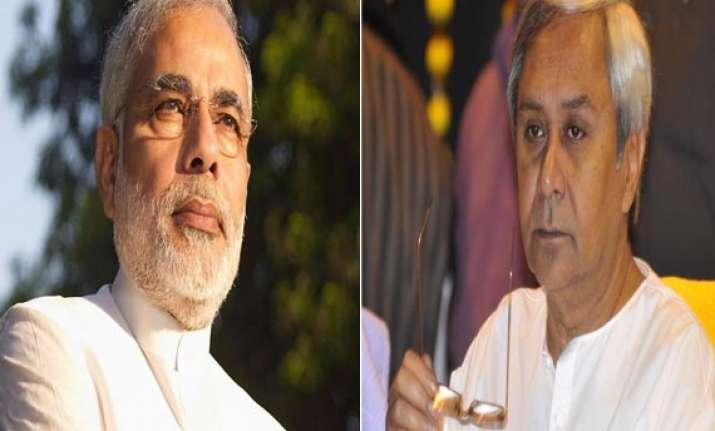 modi calls naveen patnaik an advocate of third front