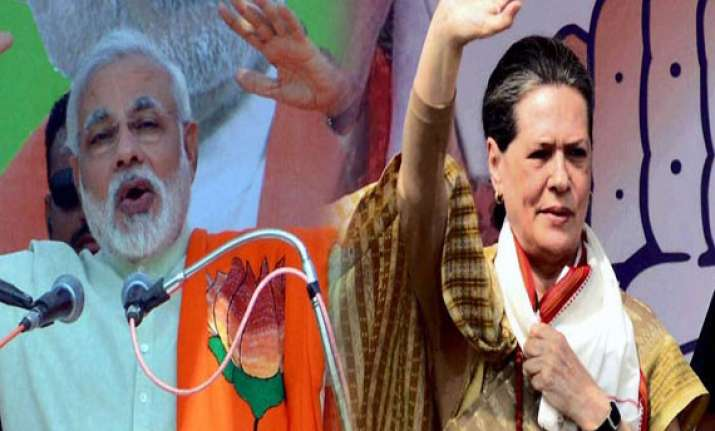 modi sonia swaraj among major winners