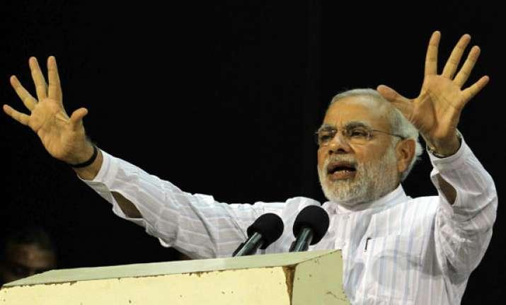 modi accuses cbi of working for political masters in delhi