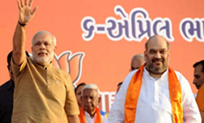 modi confidante amit shah says on ec ban even best bowler