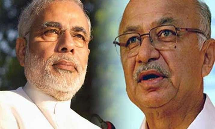 modi criticises shinde on dawood issue cong brushes it aside