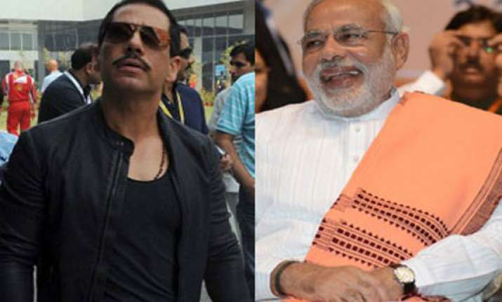 modi describes robert vadra as magician