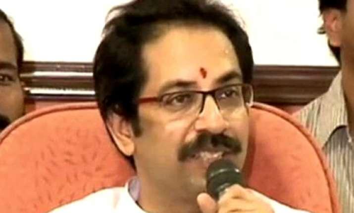modi has given a face to opposition thackeray