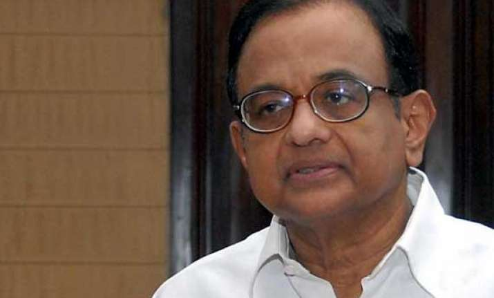 modi has staged fake encounter with facts chidambaram