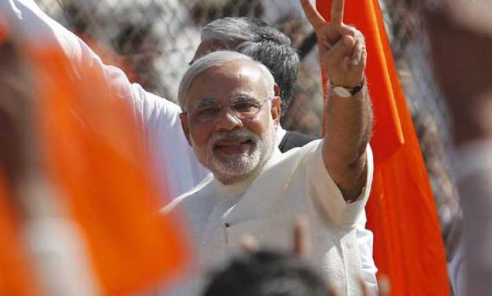 modi in delhi today to attend party meetings