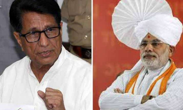 modi is a leader without any policy says ajit singh