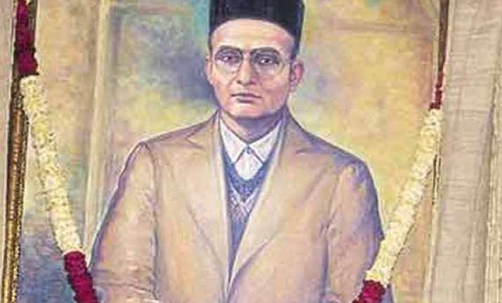 modi pays tribute to veer savarkar