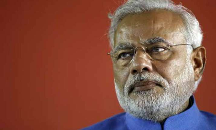 narendra modi lists top 10 priorities for his government