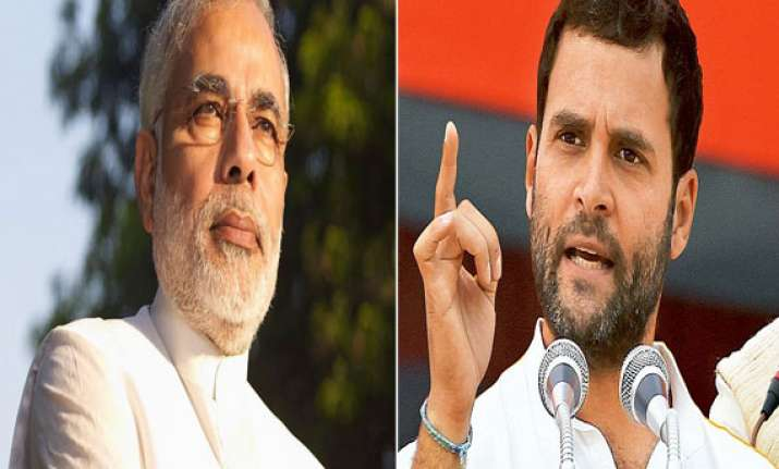 modi responds to rahul s ulloo jibe