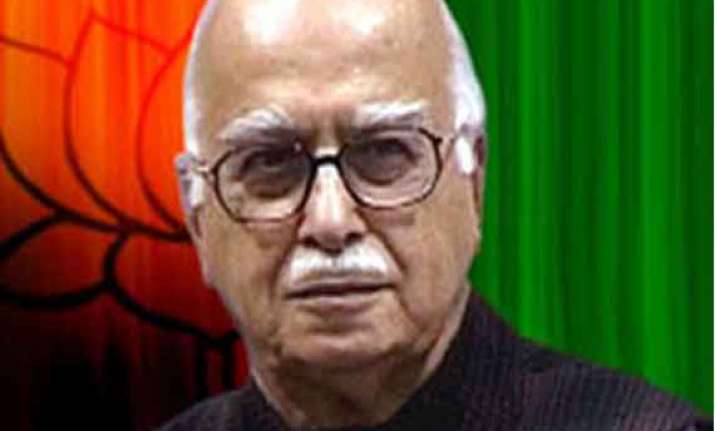 modi s role in bjp victory needs to be assessed advani