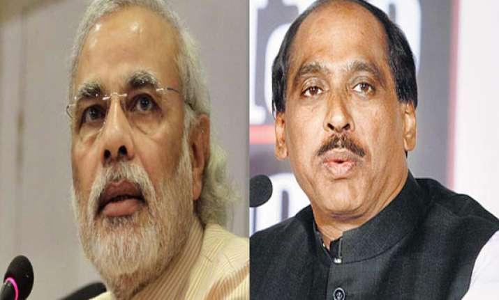 modi s speeches proving helpful to congress ncp alliance
