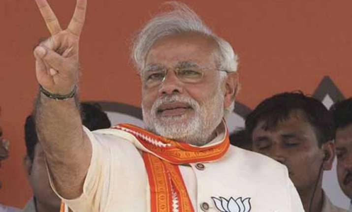 modi s victory signals rise of new india