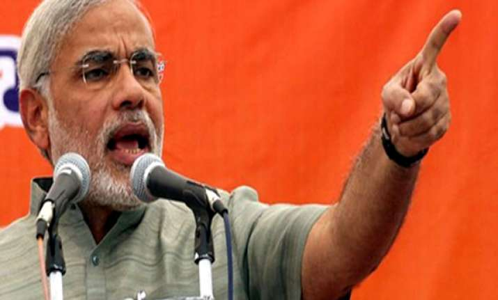 modi supports right to reject candidate
