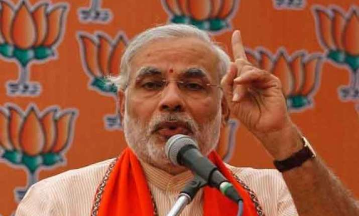 modi urges voters to come out in record numbers tomorrow