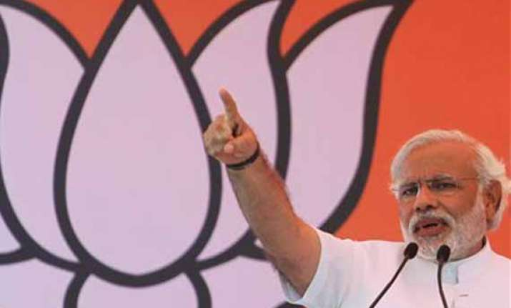 modi victory congress communalism derailed upa