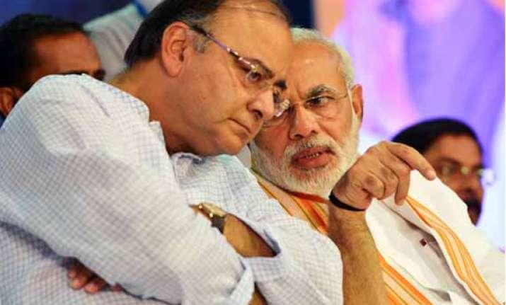 modi well advised not to meet kejriwal says jaitley