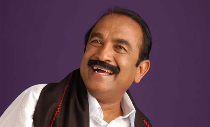 modi will become pm even without tn s 40 seats vaiko