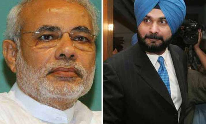 modi will lead india to progress says bjp mp navjot singh