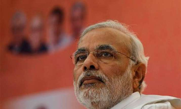 modi woos all sections in gujarat budget