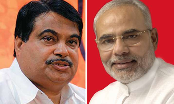 modi has potentital to be pm says gadkari