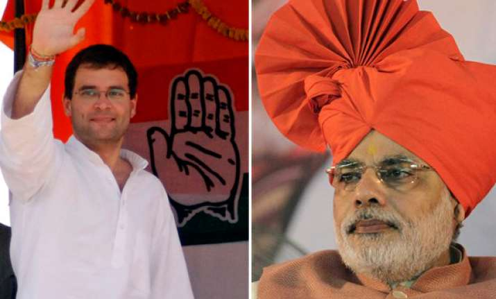 modi doesn t listen to ordinary gujaratis rahul gandhi