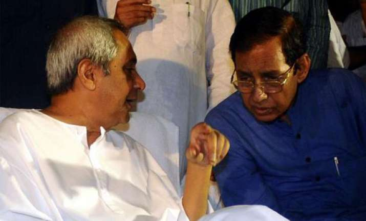 mohapatra acted like a thief says odisha cm