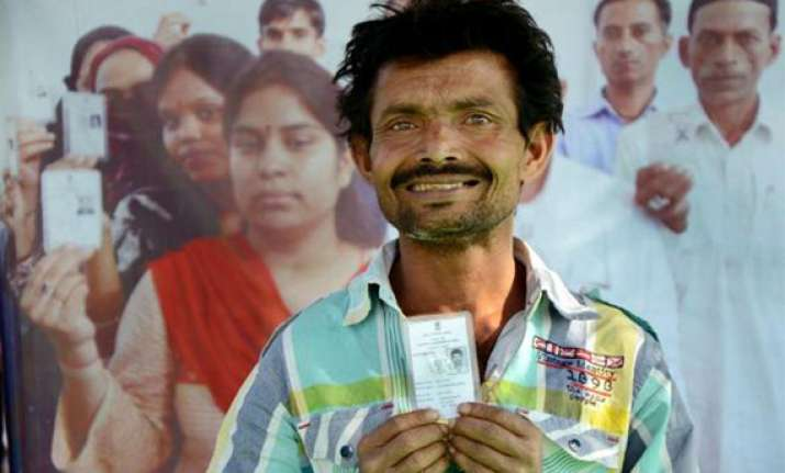 more than 8 000 homeless registered to vote in lok sabha