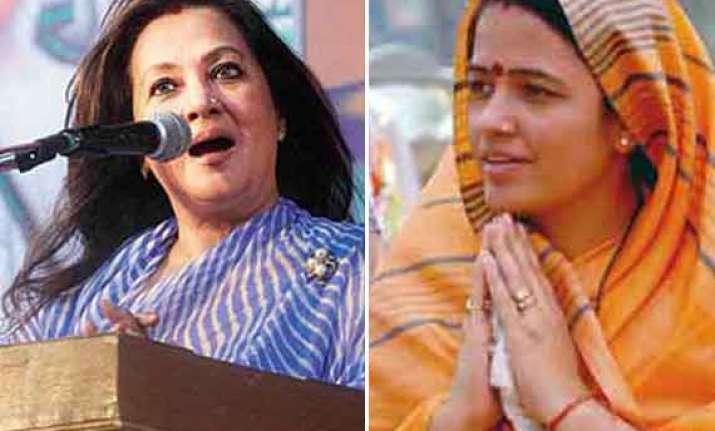 most optimist women mps in 16th lok sabha