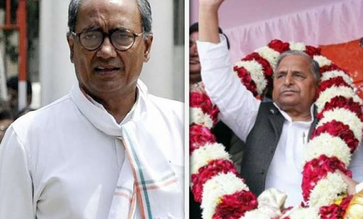 mulayam only promising not delivering on muslim quota cong