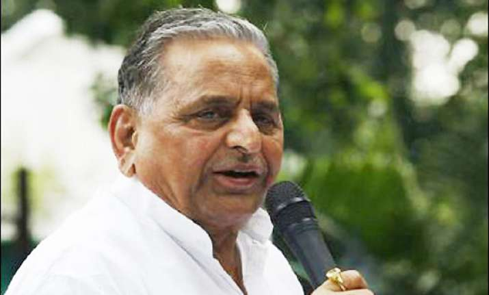 mulayam slams maya says most rapes took place during her