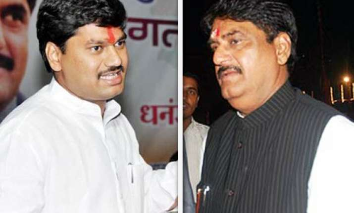 munde s nominee defeated by nephew s man in civic body poll