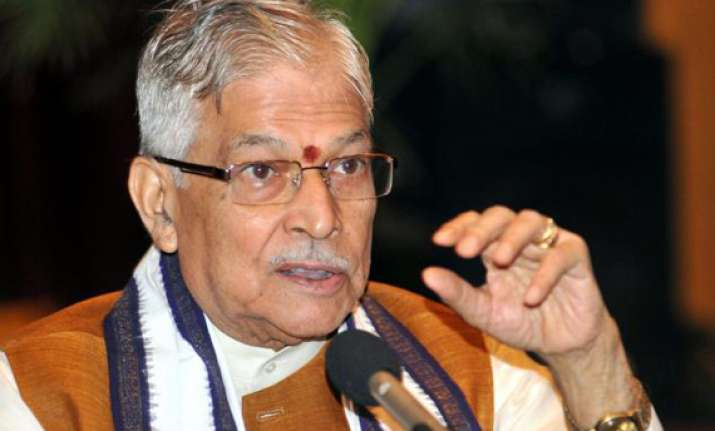 murli manohar joshi criticises upa for not standing up to