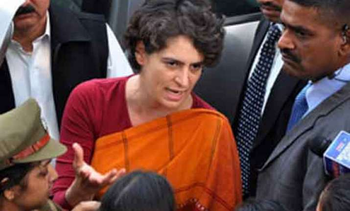 furious priyanka snubs modi over daughter remark