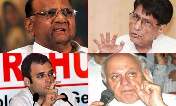ncp nc rld oppose rahul cabinet to review ordinance on