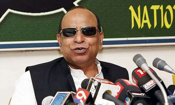 ncp talks in two voices on bcci chief s resignation