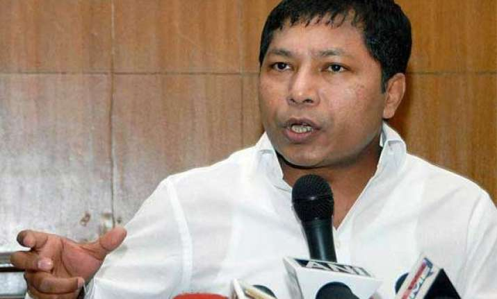 nda will not form next government meghalaya cm