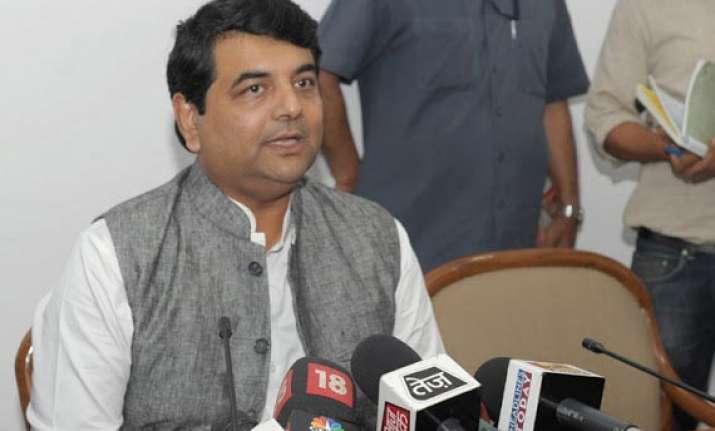 nia will probe security lapses in chhattisgarh r.p.n. singh