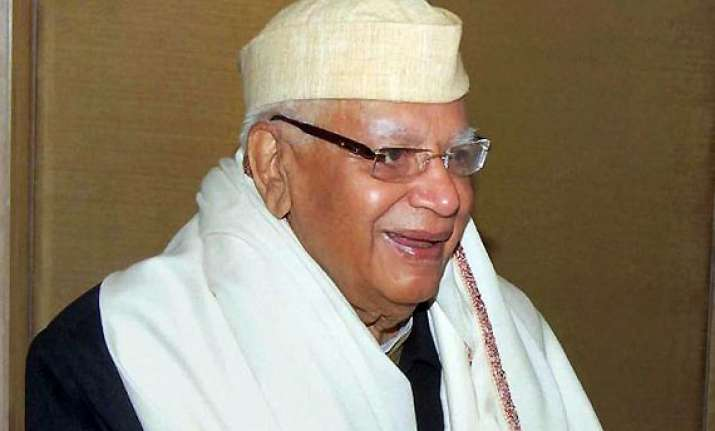 n d tiwari praises mulayam akhilesh asks where is congress